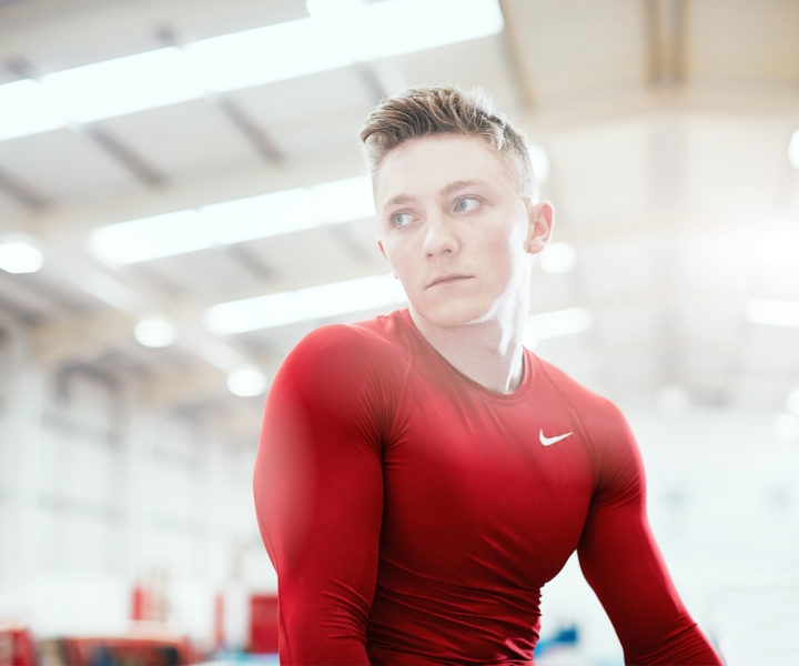 Team GB - Nile Wilson